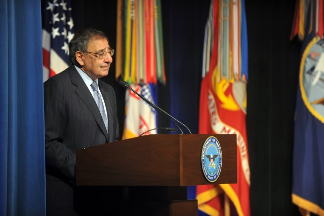 Gen. Frank Grass became the 27th chief of the National Guard Bureau in a Pentagon ceremony, Sept. 7, 2012.
