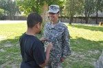 HHC USAG Yongsan welcomes new First Sergeant