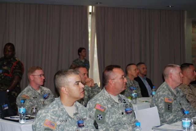 Missouri Guardsmen participate in Eastern Accord Exercise kick off
