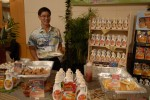 Local vendors display aloha with Hawaiian flavors