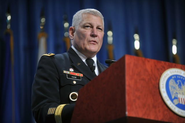 Ham: National Guard essential to Africa Command