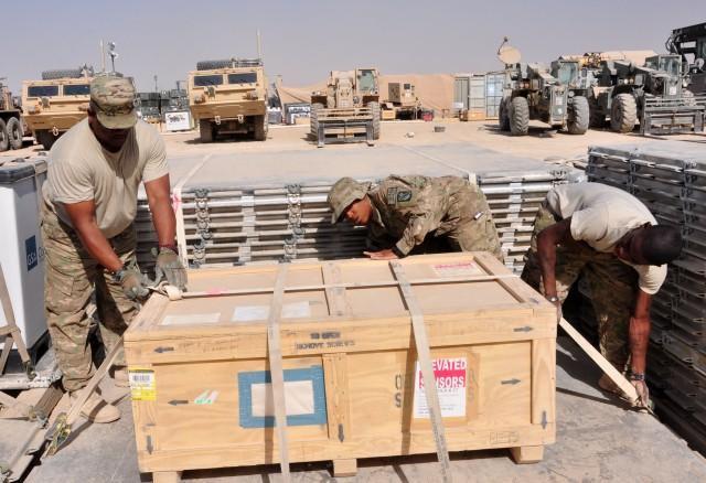 540th MCT helps Afghan drivers