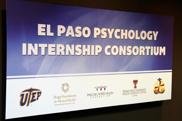 El Paso Psychology Internship Consortium is a collaborative partnership that will provide internships for doctoral psychology students to complete the year of supervised training required for their degrees in El Paso, Texas.