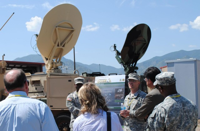 Department of Defense and International Partners demonstrate and assess technologies at Enterprise Challenge