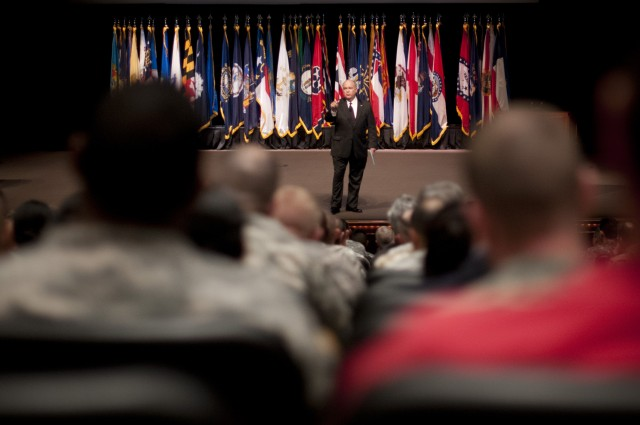 Westphal: Leader development essential to the Army of the Future