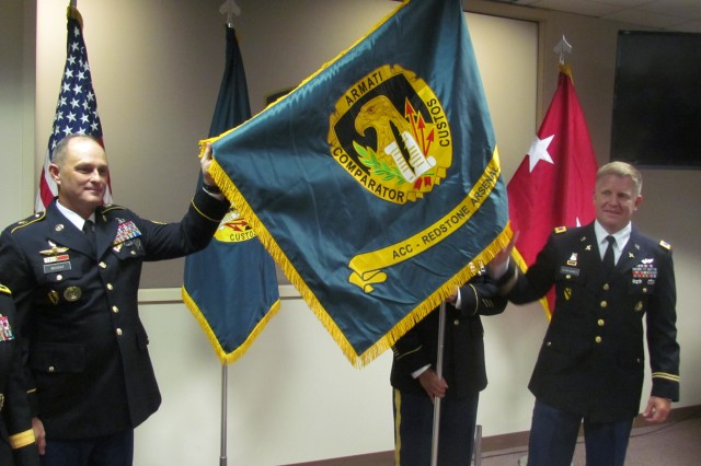 ACC-Redstone's Klinkhammer promoted to colonel