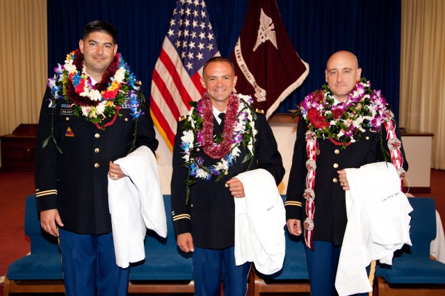 Recent PA graduates from Tripler to serve at USAHC-SB