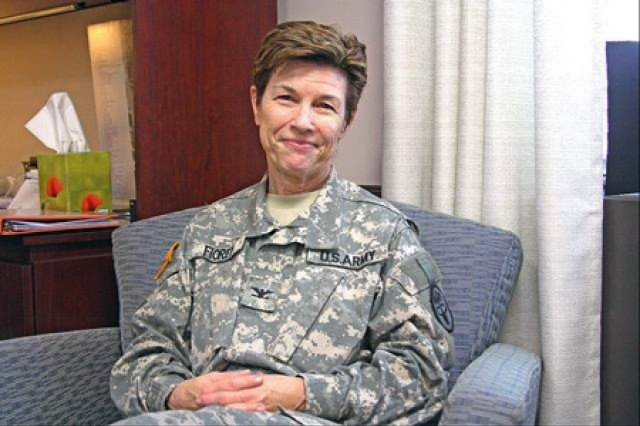 Col. Ramona M. Fiorey joined Walter Reed National Military Medical Center (WRNMMC) July 5 as only the second Chief of Staff appointed to the nation's flagship military treatment facility. The Army nurse cited the incredible talent at WRNMMC and said she believes staff members want to continue to excel.
