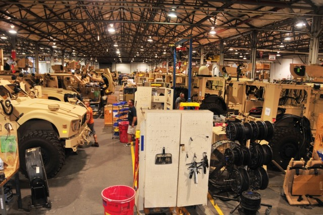Major integration and installation efforts are now underway as the Army prepares to deliver the first mine-resistant, ambush-protected vehicles equipped with components of Capability Set 13. Two Brigade Combat Teams of the 10th Mountain Division will receive the first CS 13 vehicles on a staggered schedule starting in October, with multiple deliveries over the next several months.