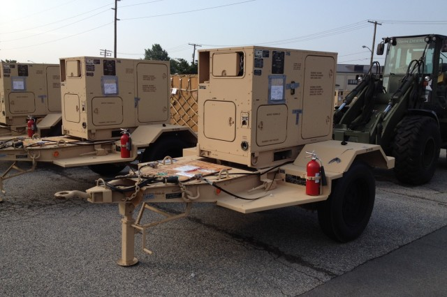"The U.S. Army's new tactical generators, known as Advanced Medium Mobile Power Systems, or AMMPS, are being fielded to Afghanistan as part of an energy ""right-sizing"" plan that includes a comprehensive assessment of current equipment on hand, the amount and type of power required, and the operational status of each power-generating system."