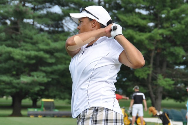Sango returns to All Army Golf Trials
