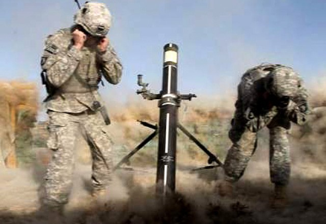 120mm Accelerated Precision Mortar Initiative Cartridge
