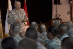 CSA visits Camp Lemonnier, hosts soldier call to express thanks, discuss Army future
