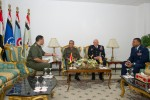 Chief of Staff of the Army Visits Egypt
