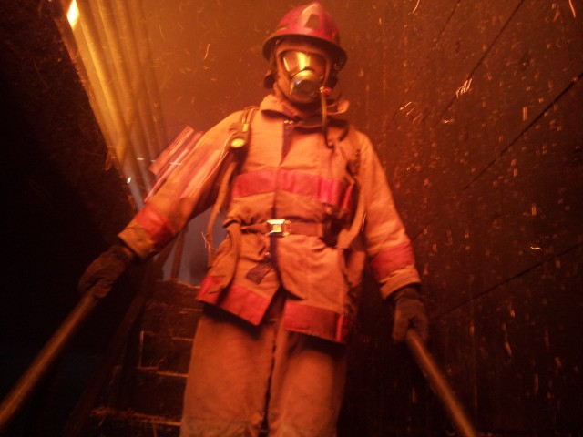 Army Research helps Firefighter Recruits Reduce Injury