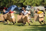 Learning, fun highlight Boy Scout Camporee