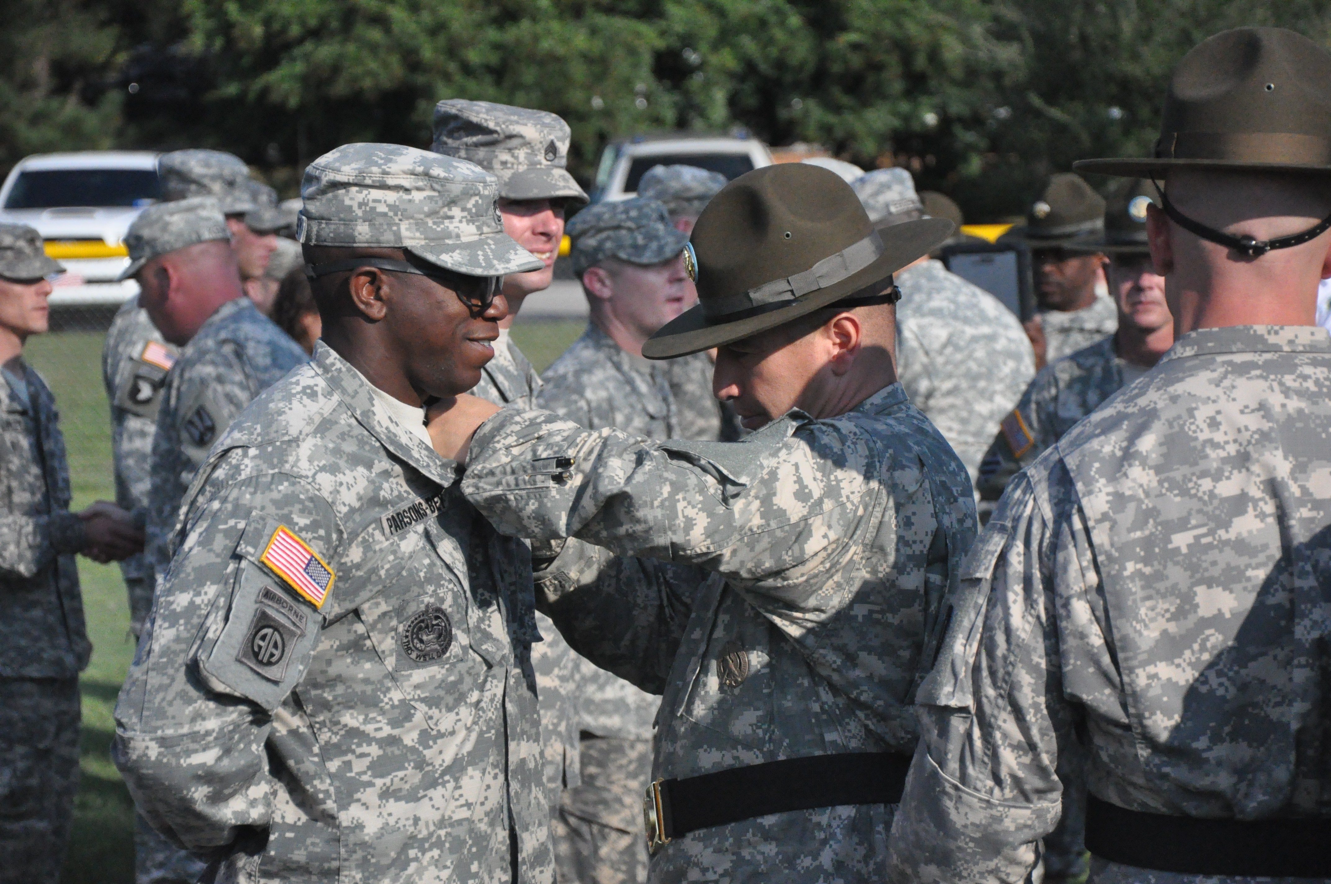In an elite group | Article | The United States Army