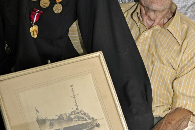 Ernie Blanchet, who began working at the Arsenal in 1941, will turn 100-years-old June 2013.  Although very proud of his World War II military service, he is just as proud of his service at the Arsenal.