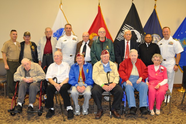 Crane Army Honors former POWs and MIAs at Joint Ceremony