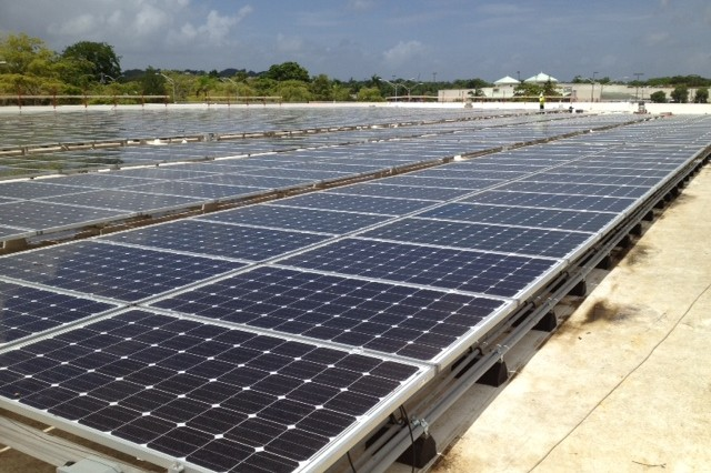 The U.S. Army has 10 active projects in Puerto Rico, including wind generation and solar photovoltaic power generation that will save more than $2.6 million and 37,880 MBTU when complete. The projects are scheduled to be completed by January 2014. Another seven projects that are expected to save $1,083,608 and achieve Net Zero Water usage are nearing contract award. The construction is expected to begin within the first three months of fiscal year 2013.