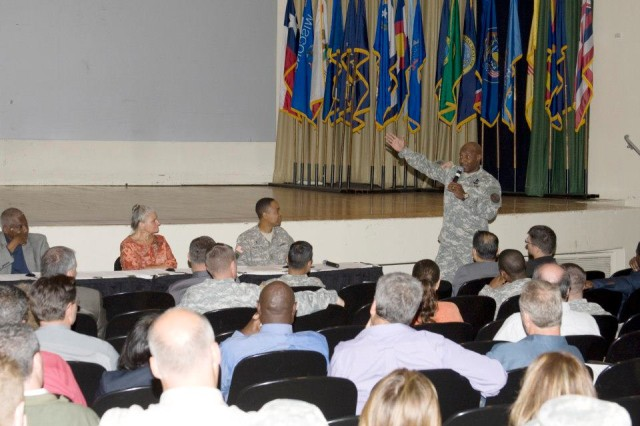 CSM addresses suicide stand-down day