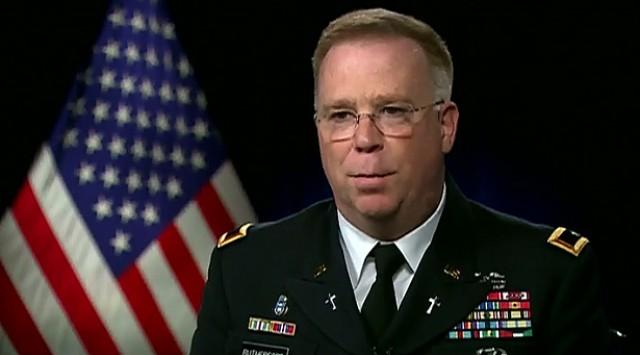 Maj. Gen. Donald Rutherford