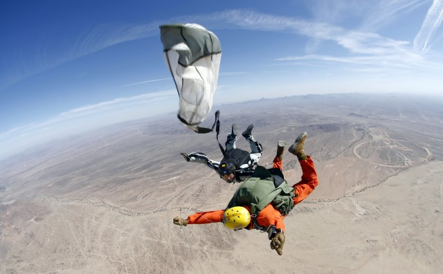 Special Forces Qualification Course to incorporate military free-fall training