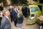 Secretary of Defense tours RDECOM contributions to energy security