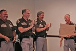 OHP Trooper recognized for outstanding service in the area of water safety