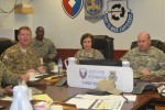 SDDC Commanding General's visit to 401st AFSB confirms partnership
