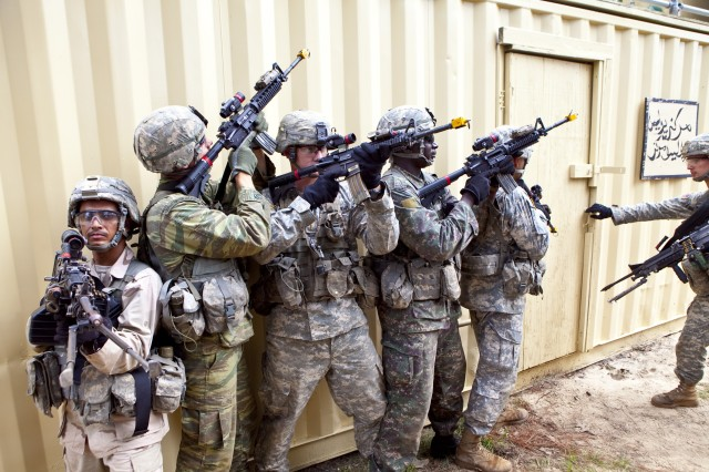 TRADOC schools train joint, interagency, multinational students ...