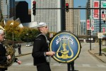 Great Lakes Navy Band Drummer
