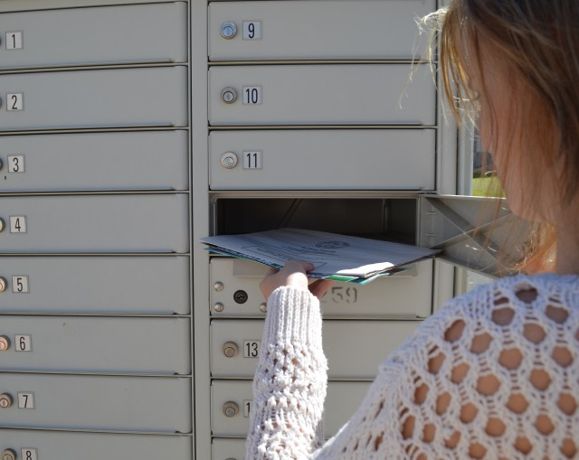 Post office implements changes