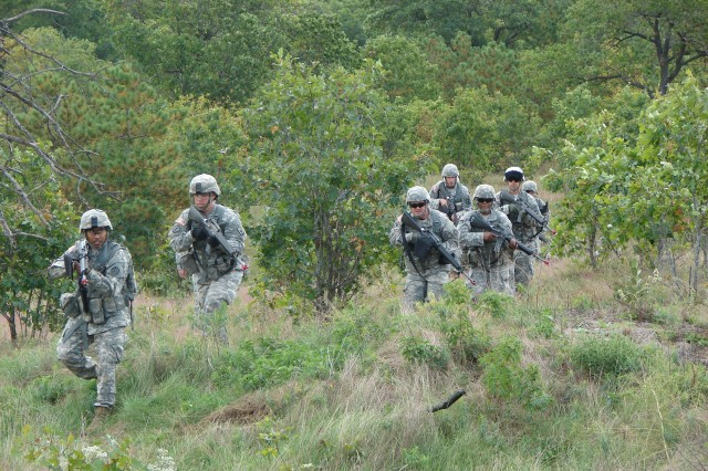 Fort McCoy FY 2012 training totals surpass 122,000
