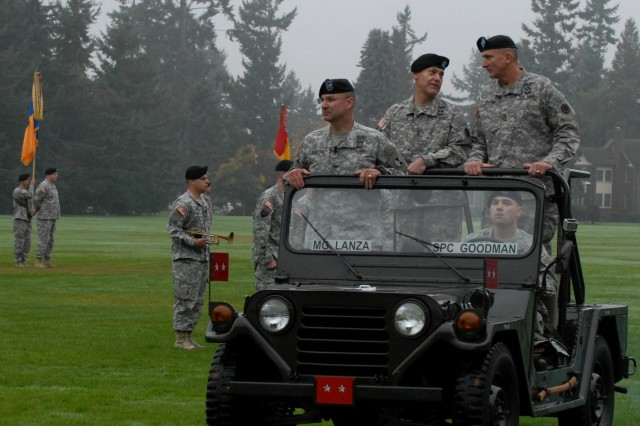 7th ID eyes the Pacific, reactivates as Army's 'Stryker Division'