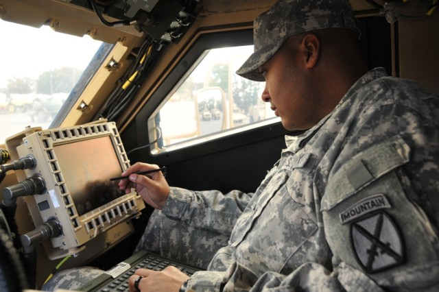 Army delivers new tactical network to 10th Mountain Division