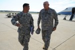 Odierno visits JRTC for Decisive Action rotation