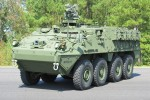 Army Completes First Pilot Stryker Exchange Vehicle