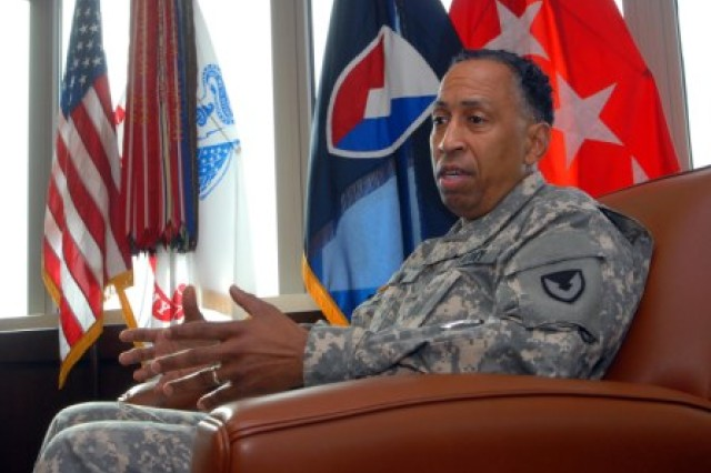 Gen. Dennis Via's military and leadership experience is an asset to the Army Materiel Command as it continues to support the war fighter during a time of declining budgets.