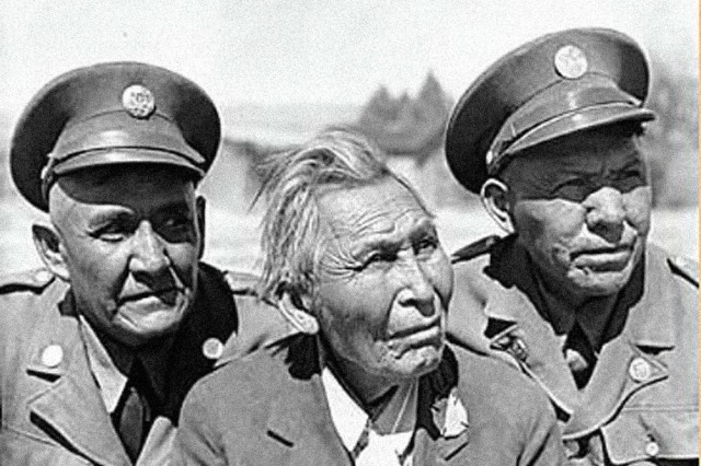 Native Americans in the United States Army