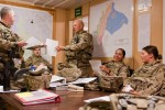 Reserve MPs take on Bagram beat one day at a time