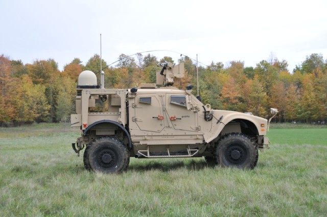 Capability Set 13 systems provide mobile satellite and robust radio capability for commanders and Soldiers to take the network with them in vehicles and while dismounted as they conduct security assistance and some combat missions. As fielding and training of CS 13 continues, the NIE will continue to evolve, with involvement of non-network capabilities, participation by joint and coalition partners, and the integration of communications gear onto Stryker and heavy platforms.