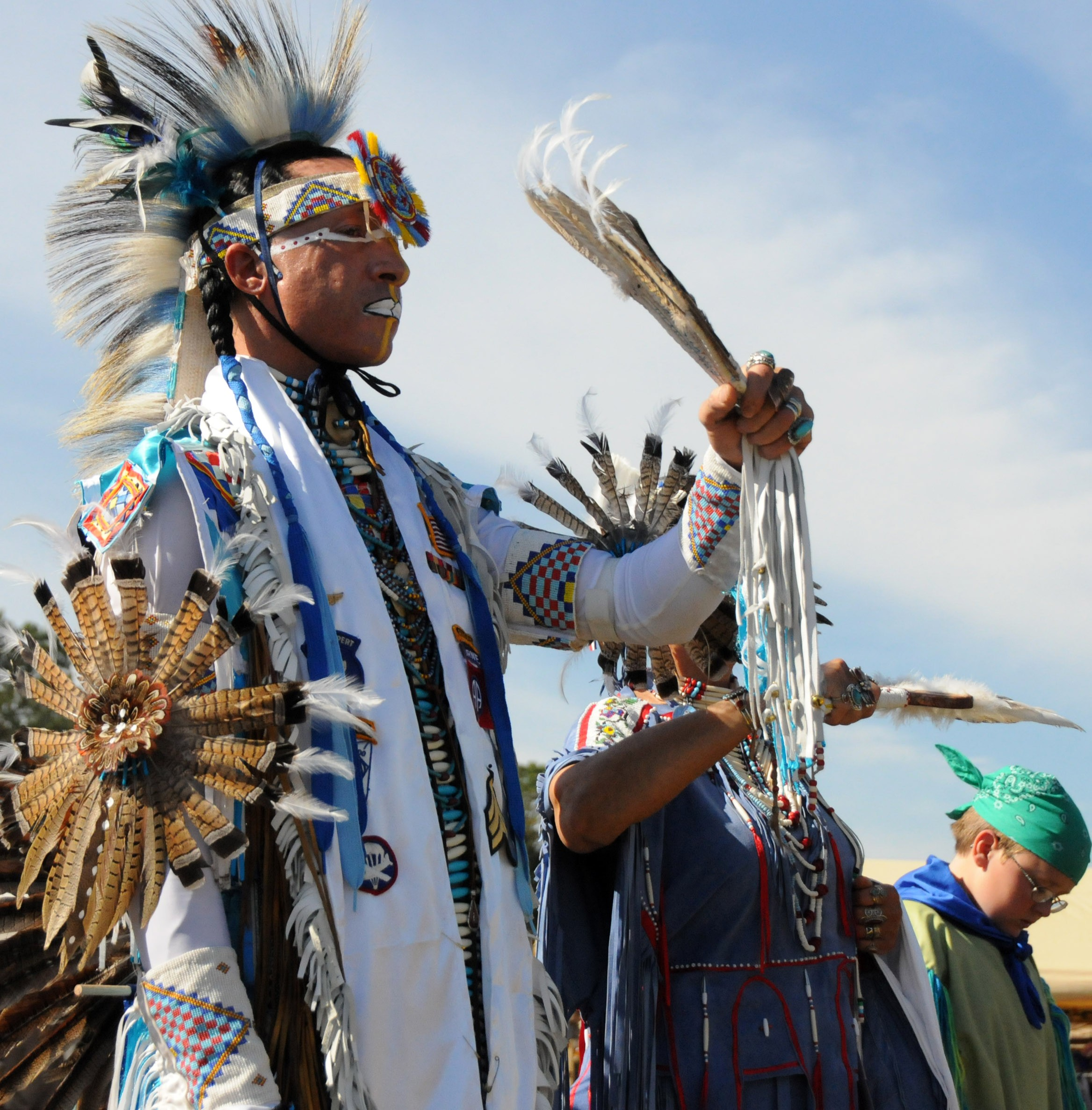 Native American Healing Herbs Plants: American Indians In The United States Army