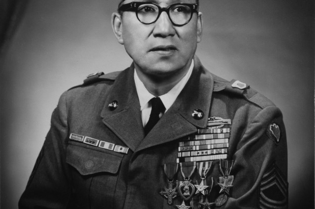 Master Sgt. Woodrow Wilson Keeble will be awarded the Medal of Honor posthumously on March 3.