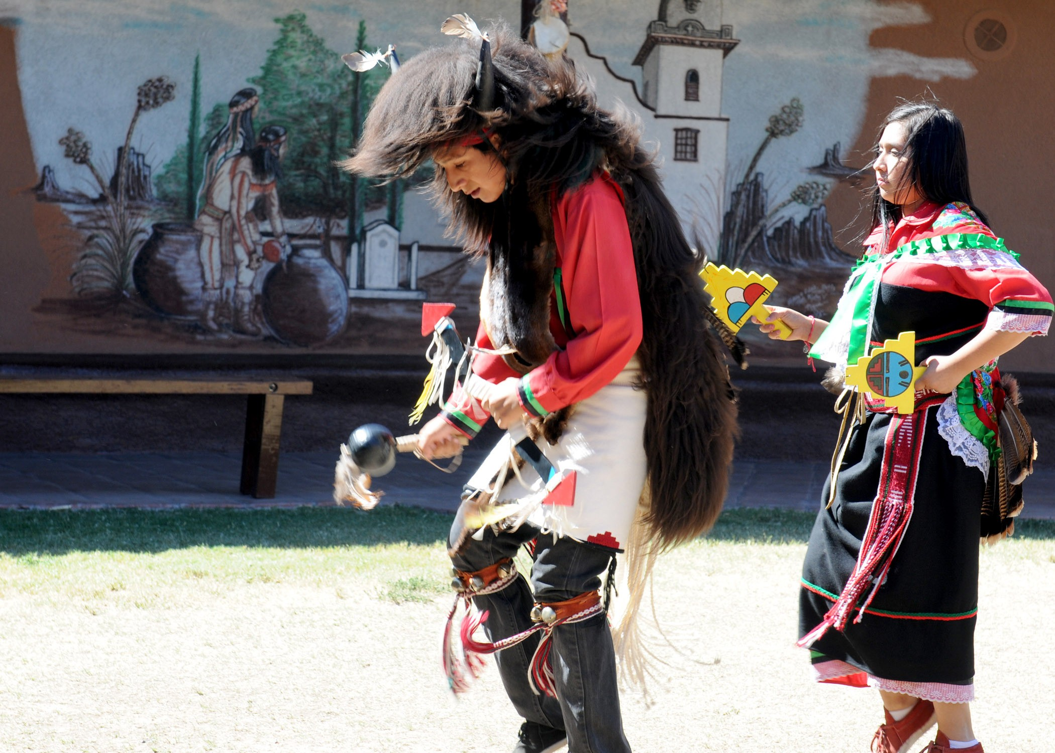 Native American Culture alive and well in El Paso | Article