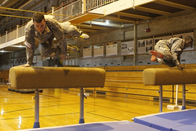 It's not a summer vacation most people would fight for, but for future Army officers, this is an opportunity of a lifetime. More than 300 U.S. Military Academy cadets endured a rigorous day-long selection process, Oct. 20, 2012, all in the hopes of securing the best military training opportunity next summer.