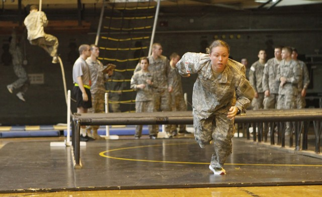 Cadets compete for military training