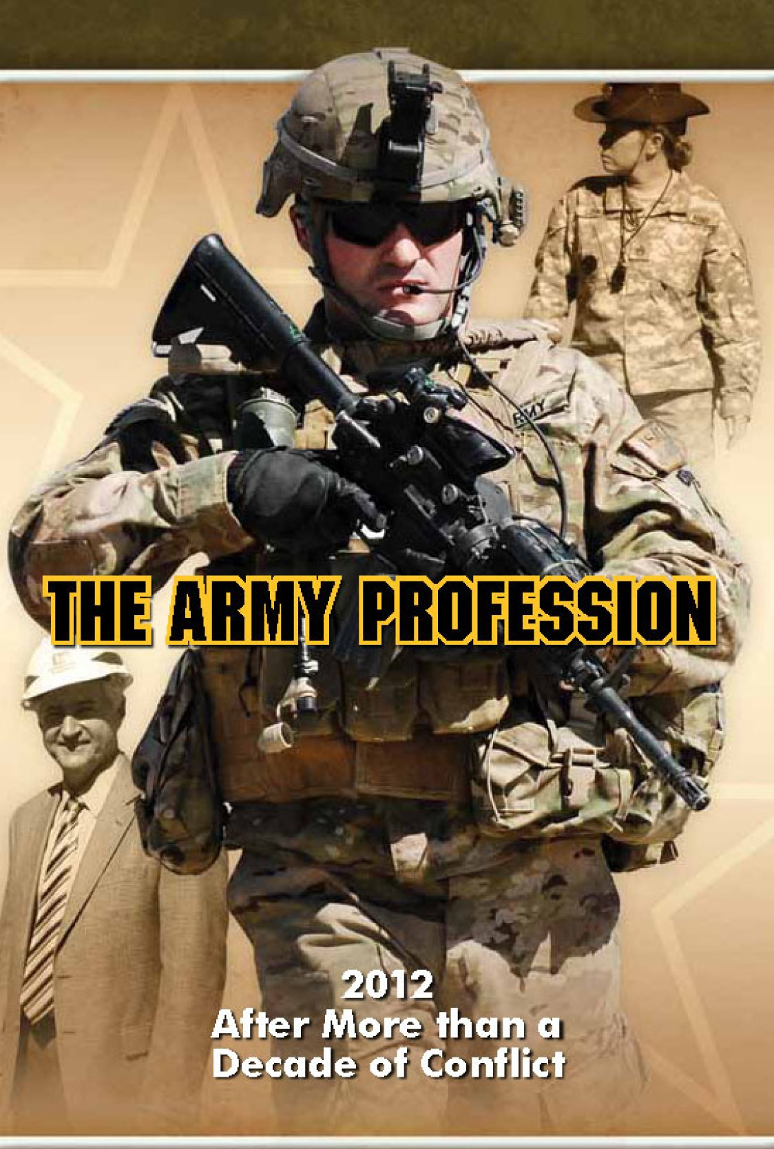 army professionalism essay Military professionalism men who adopt the profession - free download as word doc forward observers in the us army/marine corps artillery (forward) observers.