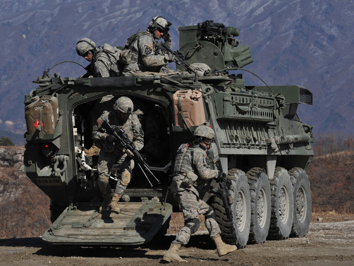 Johnson describes Eighth Army role in Pacific shift ...