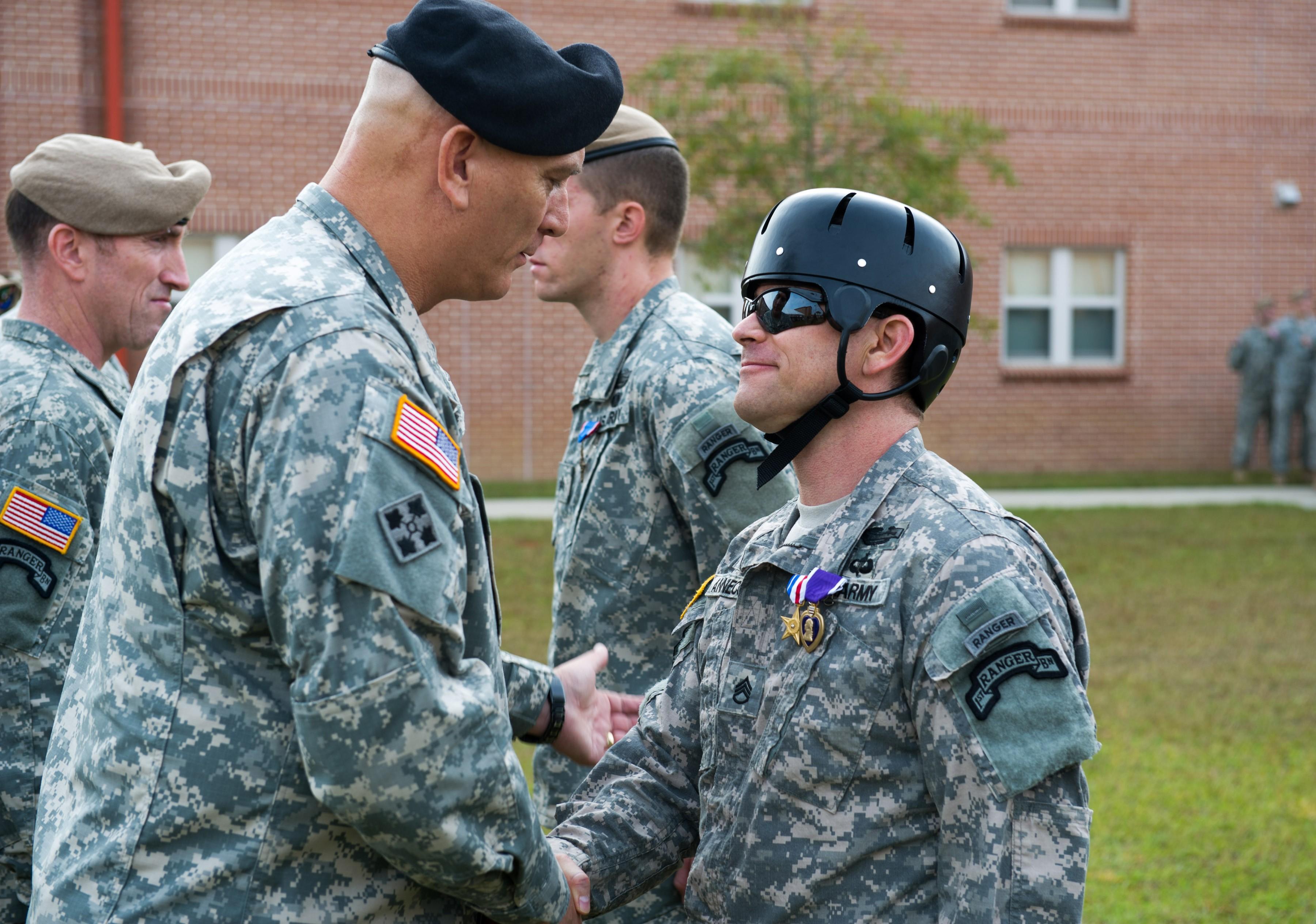 1st Battalion 75th Ranger Regiment Earns Presidential